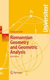 Riemannian Geometry and Geometric Analysis: Edition 5