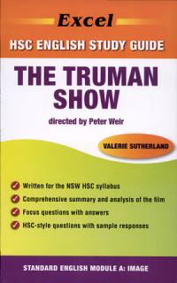 The Truman Show Directed by Peter Weir Book