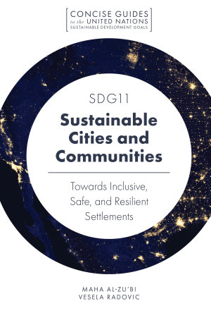 SDG11 - Sustainable Cities and Communities