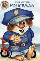 Little Critter Policeman Book