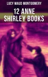 12 Anne Shirley Books