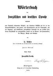 Dictionnaire des langues fran  aise et allemande renfermant un choix d exemples propres    faciliter l intelligence des mots     PDF