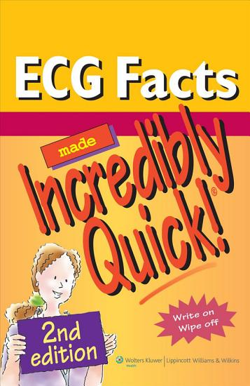 ECG Facts Made Incredibly Quick  PDF