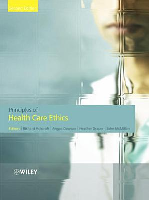 Principles of Health Care Ethics PDF