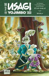 Usagi Yojimbo Saga: Volume 4