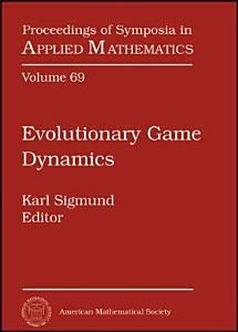 Evolutionary Game Dynamics PDF