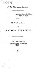 The Manual and Platoon Exercises. (April 20. 1792.).