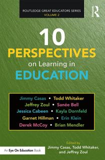 10 Perspectives on Learning in Education Book