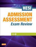 Admission Assessment Exam Review Book PDF
