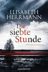 Die siebte Stunde: Joachim Vernau 2 - Kriminalroman