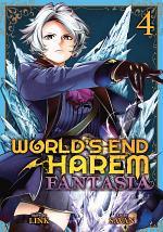 World's End Harem: Fantasia Vol. 4
