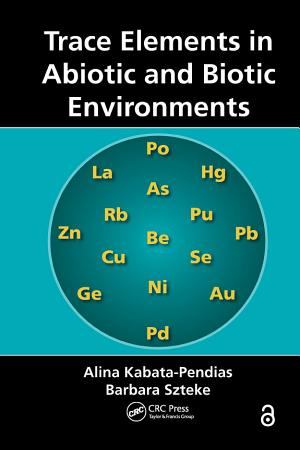 Trace Elements in Abiotic and Biotic Environments PDF