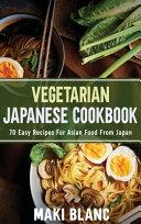 Vegetarian Japanese Cookbook