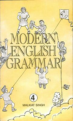 Modern English Grammar Book 4  Revised