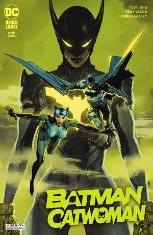 Batman Catwoman  2020    4