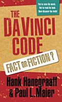 The Davinci Code Fact Or Fiction  PDF