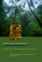 Working Forests in the Neotropics PDF
