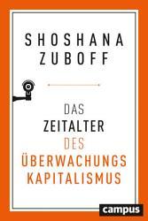 Das Zeitalter des   berwachungskapitalismus PDF