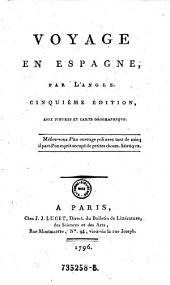 Voyage en Espagne par Langle. (pseud.) 5. ed