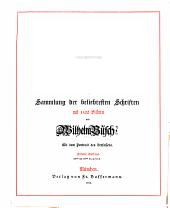 Wilhelm Busch album: Humoristischer hausschatz... Mit 1500 bildern