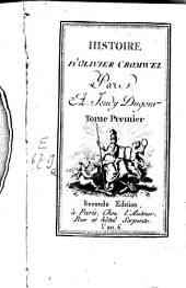 Histoire d'Olivier Cromwel