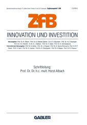 Innovation und Investition