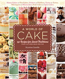 A World of Cake Book