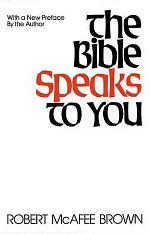 The Bible Speaks to You