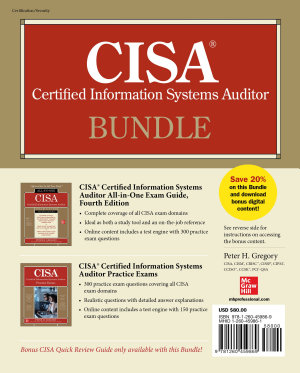 CISA Certified Information Systems Auditor Bundle PDF