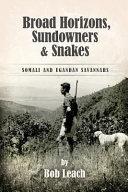 Broad Horizons  Sundowners   Snakes PDF