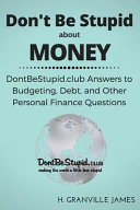 Don t Be Stupid About Money