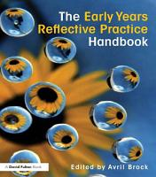 The Early Years Reflective Practice Handbook PDF