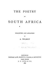 The Poetry of South Africa PDF