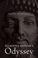 Reading Homer's Odyssey