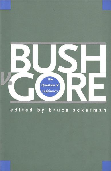 Download Bush v  Gore Book