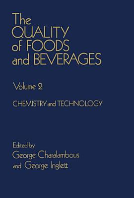 The Quality of Foods and Beverages V2 PDF