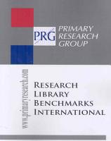 Research Library International Benchmarks PDF