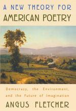 A New Theory for American Poetry
