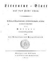 Wolfgang Menzel's Literaturblatt