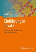 Einf  hrung in JavaFX PDF