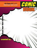 3 Draw Your Own Comic Book and Create Your Own Cover PDF