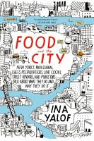 Food and the City PDF