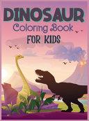 Dinosaur Coloring Book for Kids PDF