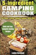 5 Ingredient Camping Cookbook PDF