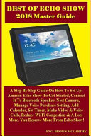 Best of Echo Show 2018 Master Guide PDF