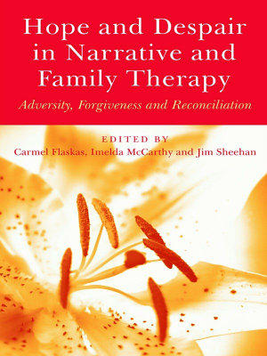 Hope and Despair in Narrative and Family Therapy PDF