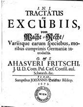 Tractatus de excubiis, vom Wacht-Recht