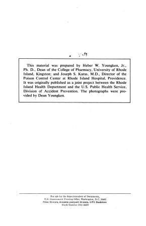 Typical Poisonous Plants PDF
