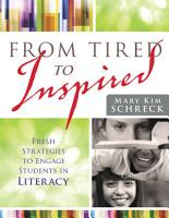 From Tired to Inspired PDF