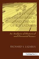 Fifty Years of the Research and theory of R s  Lazarus PDF